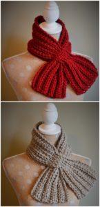 Easy Crochet Scarf Pattern (51)