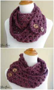 Easy Crochet Scarf Pattern (59)
