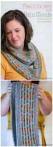 Easy Crochet Scarf Pattern (61)