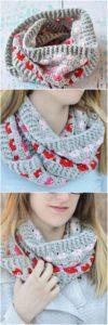 Easy Crochet Scarf Pattern (62)