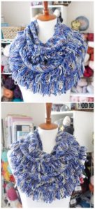 Easy Crochet Scarf Pattern (7)