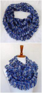 Easy Crochet Scarf Pattern (8)