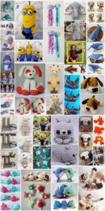Easy to Make Crochet Amigurumi Free Patterns