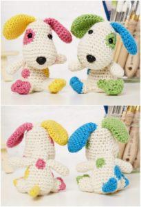 Free Crochet Amigurumi Pattern (1)