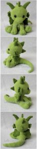 Free Crochet Amigurumi Pattern (11)