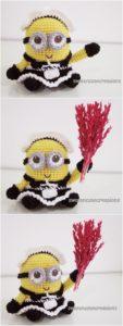 Free Crochet Amigurumi Pattern (2)