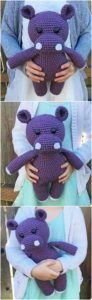 Free Crochet Amigurumi Pattern (20)