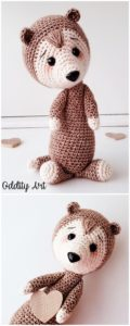 Free Crochet Amigurumi Pattern (21)
