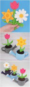Crochet Flower Pattern (11)