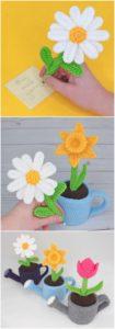 Crochet Flower Pattern (12)