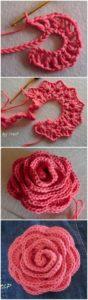 Crochet Flower Pattern (14)