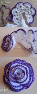 Crochet Flower Pattern (15)