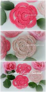 Crochet Flower Pattern (18)