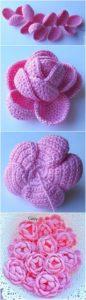 Crochet Flower Pattern (20)