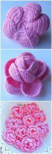Crochet Flower Pattern (21)