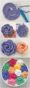 Crochet Flower Pattern (24)