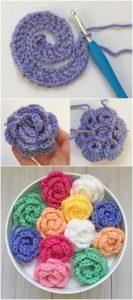 Crochet Flower Pattern (25)