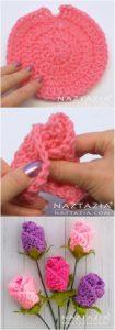 Crochet Flower Pattern (26)