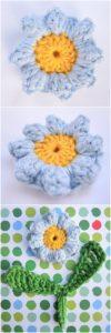 Crochet Flower Pattern (27)