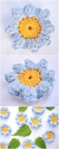 Crochet Flower Pattern (28)