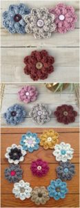 Crochet Flower Pattern (30)