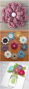 Crochet Flower Pattern (35)