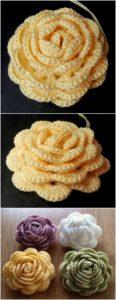 Crochet Flower Pattern (42)