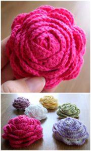 Crochet Flower Pattern (43)