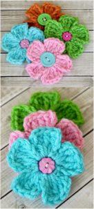 Crochet Flower Pattern (45)