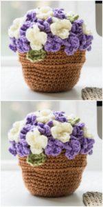 Crochet Flower Pattern (6)