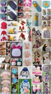 Creative Free Crochet Patterns To Make This Spring!
