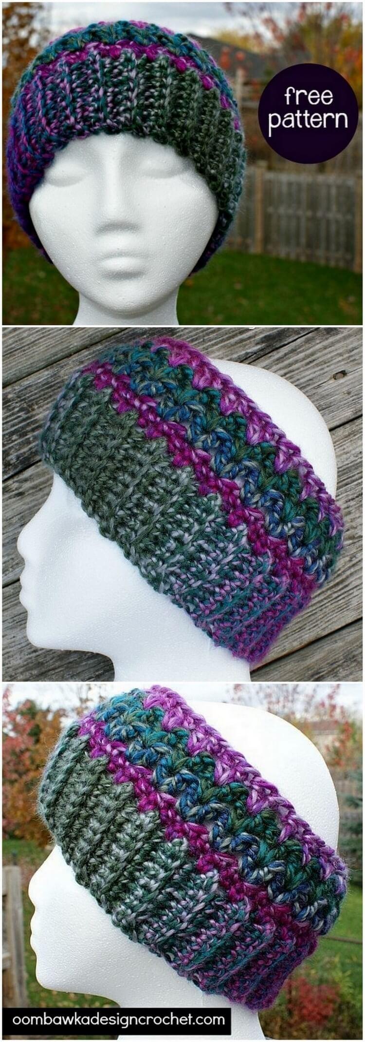 Free Crochet Pattern (21)