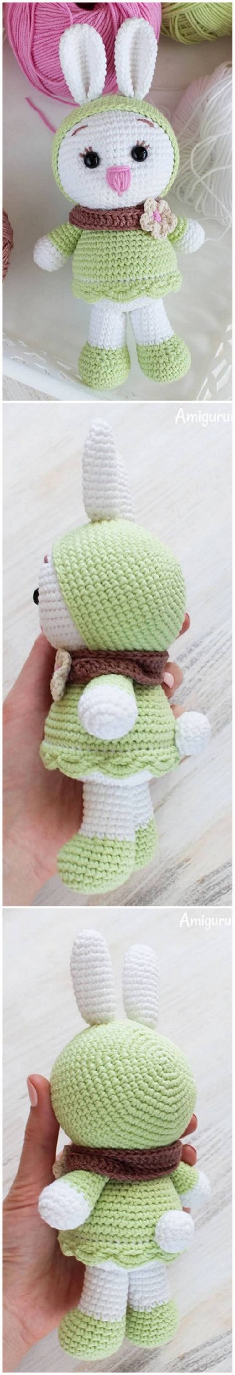 Quick and Easy Free Crochet Pattern (26)